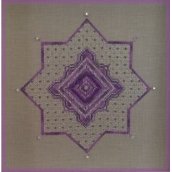 Purple Heart - Le Petit Point Compte