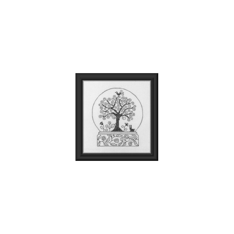 Doodle Boule - Jardin Prive