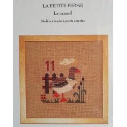 La Petite Ferme - Le Canard - Rouge du Rhin