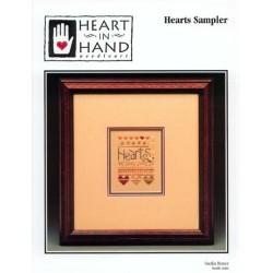 Hearts Sampler