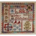 Winter Stitches - Janet Douglas Designs