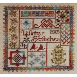 Winter Stitches - Janet Douglas Designs