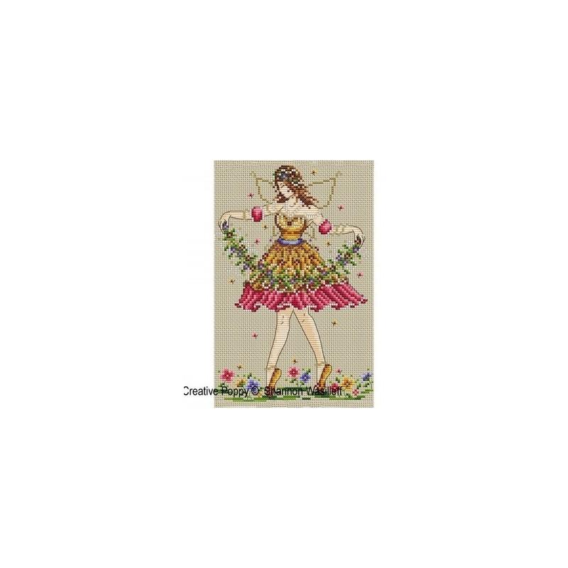 Garden Fairy - Shannon Christine Designs