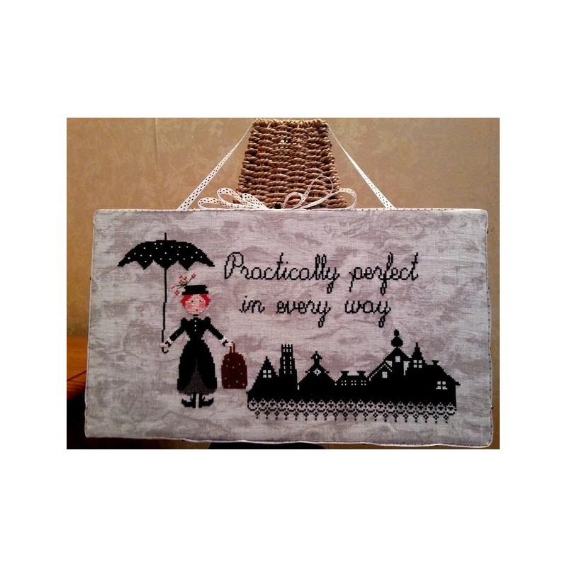 Practically perfect in every way - Lilli Violette