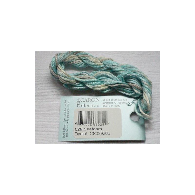 Waterlilies - 029 Seafoam- CARON