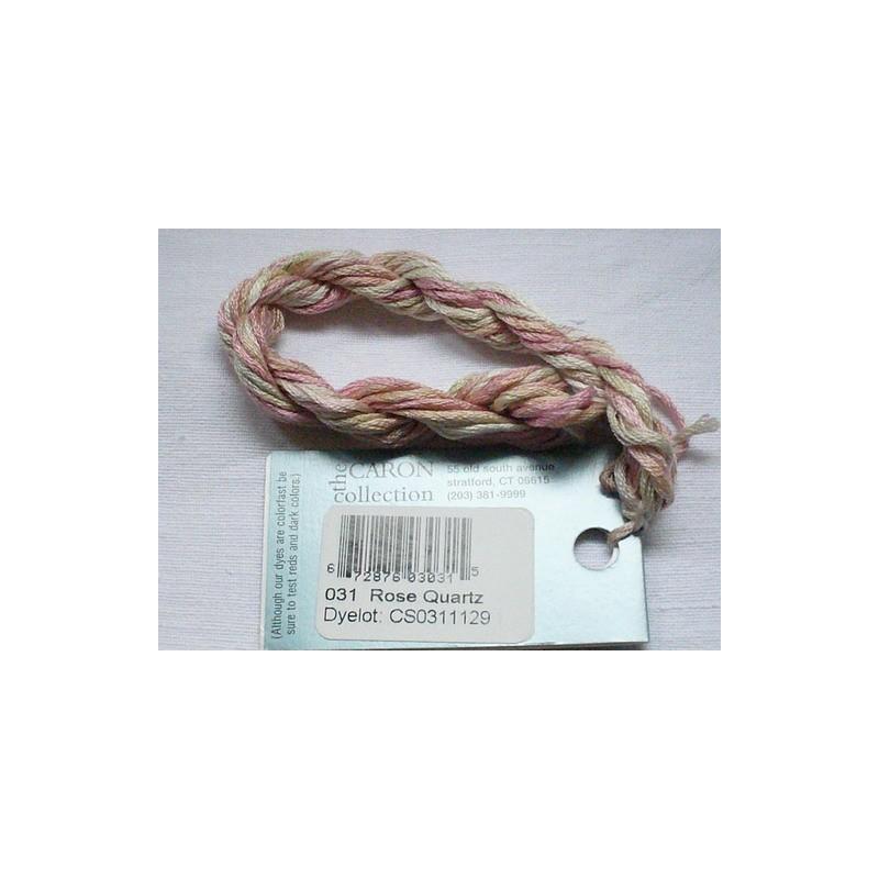 Waterlilies - 031 Rose quartz- CARON