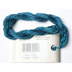 Soie Cristale - 0025 Teal - CARON