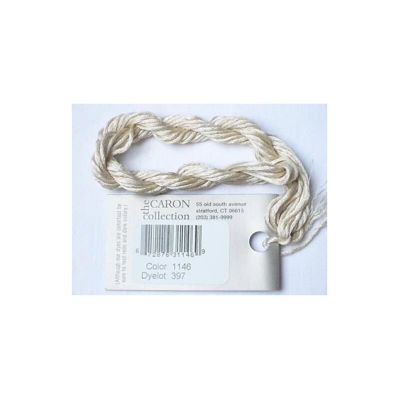 Soie Cristale - 1146 Golden brown (clair) - CARON