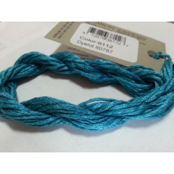 Soie Cristale - 8112 Peacok Blue - CARON
