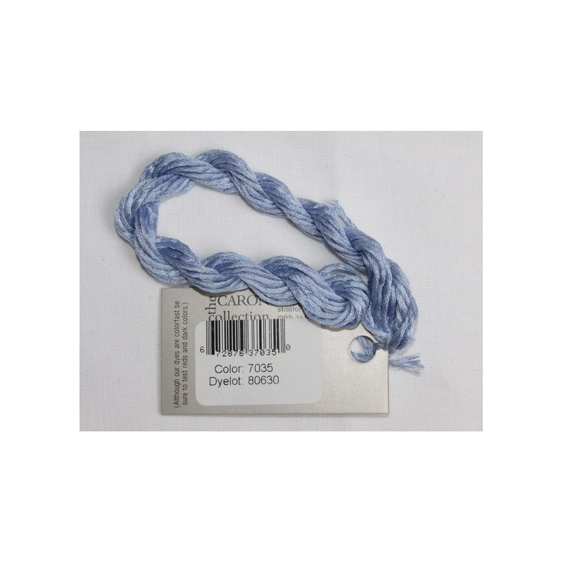 Soie Cristale - 7035 Purple blue (moyen) - CARON
