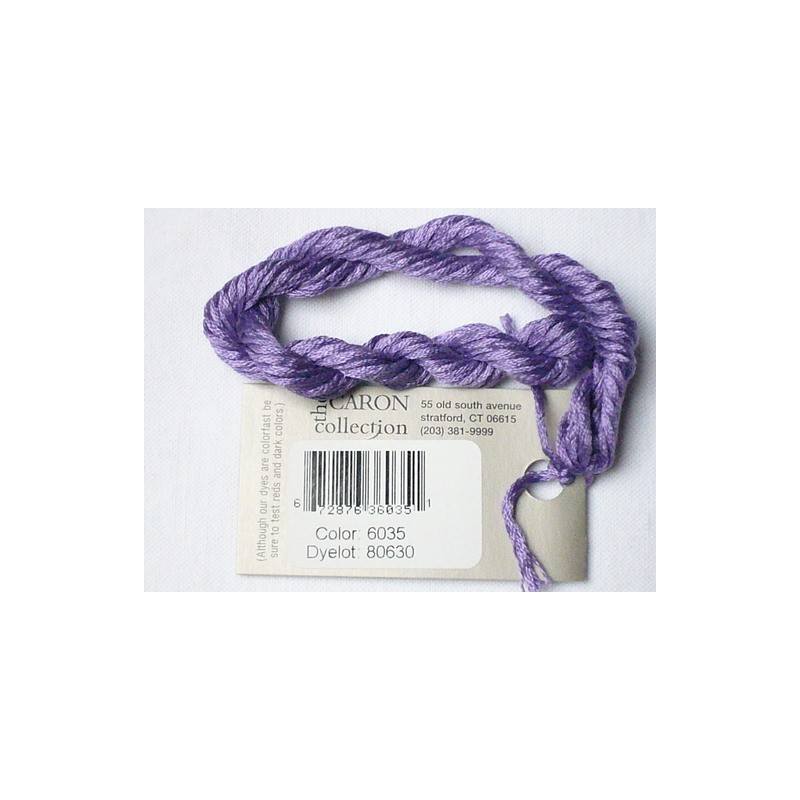 Soie Cristale - 6035 Grape (clair) - CARON