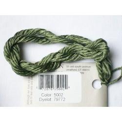 Soie Cristale - 5002 Sage green (moyen) - CARON