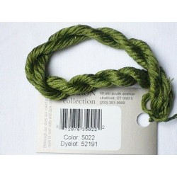 Soie Cristale - 5022 Olive green - CARON