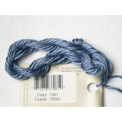 Soie Cristale - 7061 Gray blue (fonce) - CARON