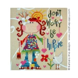Be Hippie - Barbara Ana Designs