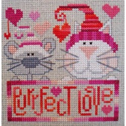 Purrfect love (Amour Toujours) - Barbara Ana Designs