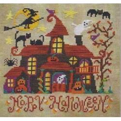 Haunted House - Barbara Ana Designs