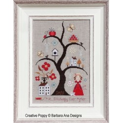 Stitchingly Ever After - Barbara Ana Designs