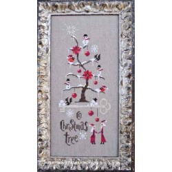 O Christmas Tree - Barbara Ana Designs