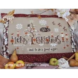 Cinnamon Christmas - Barbara Ana Designs