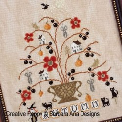Autumn Sampler - Barbara Ana Designs