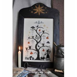 O Halloween Tree  - Barbara Ana Designs