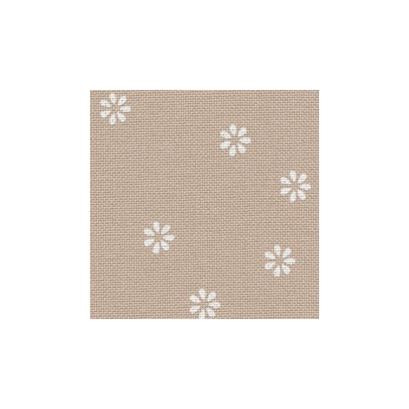 Murano 12.6 fils - Fleurettes Blanches (7399) - ZWEIGART