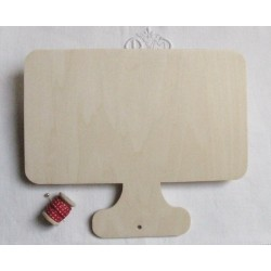 Hornbook simple (grand modele)