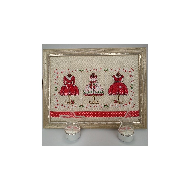 Mrs Clause's Outfits - Shannon Christine Designs