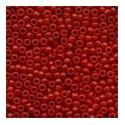 Glass Seed Beads 02063 - Crayon Crimson