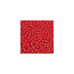 Petite Glass Beads 42043 - Rich Red