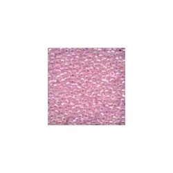 Glass Seed Beads 02018- Crystal Pink