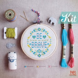 Be Brave kit  - RedBear Design