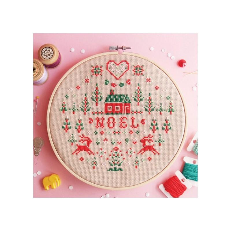 Noel Christmas - RedBear Design