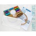 Rainbow Sampler / Sampler Arc en Ciel