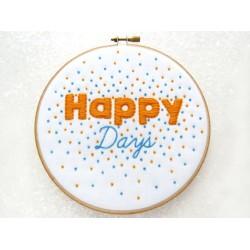 Happy days / Jours heureux