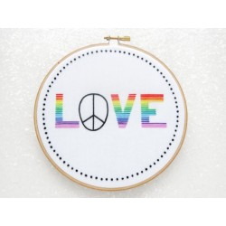 Peace and Love / Paix et Amour