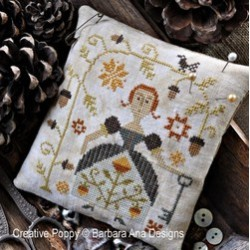 Autumn Keeper - Barbara Ana Designs