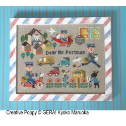 Monsieur le facteur - GERA! by Kyoko Maruoka