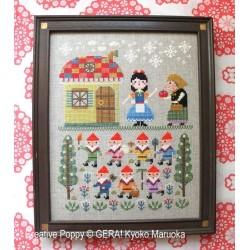 Snow White - Blanche Neige - GERA! by Kyoko Maruoka