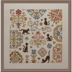 Cat Lovers - Jardin Prive