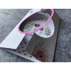 Kit Carte 2 Fleurs - CartÔmary / Fanfreluches de Mary