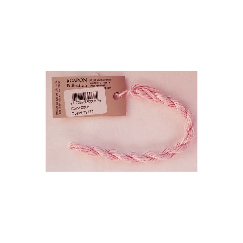 Soie Cristale - 0068 Baby Pink - CARON