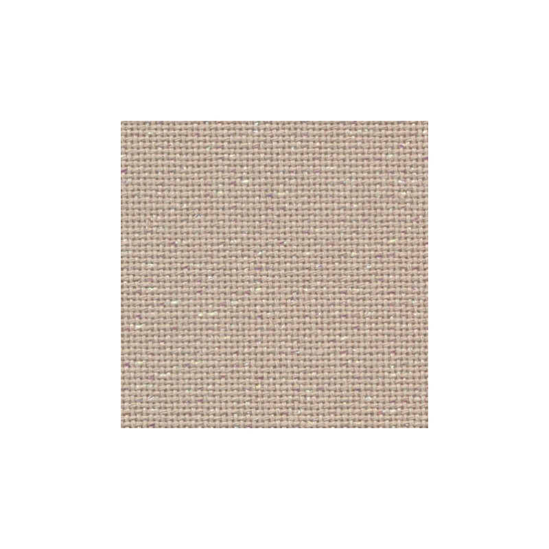 Murano 12.6 fils - Beige irisée (7211) - ZWEIGART