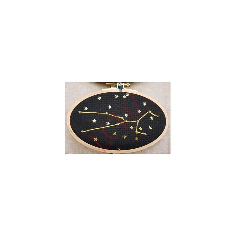 Constellation TAUREAU - CASSY'S WORLD pour La Cousette
