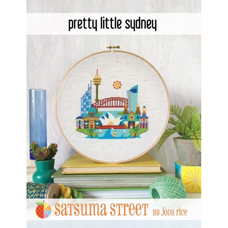 Pretty Little Sydney - SATSUMA Street