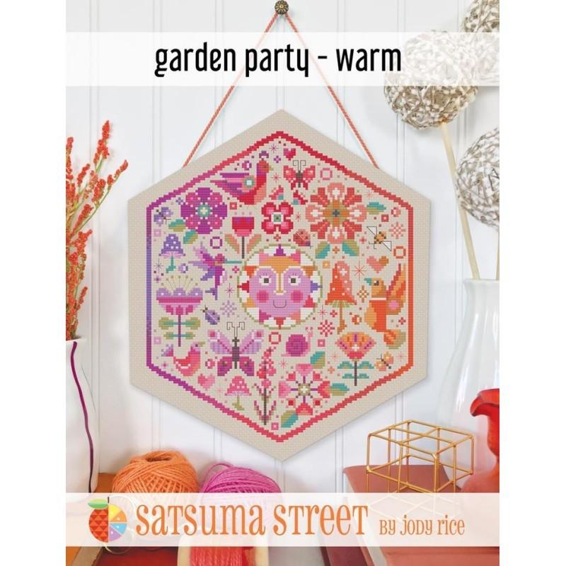 Pretty Little India- SATSUMA Street