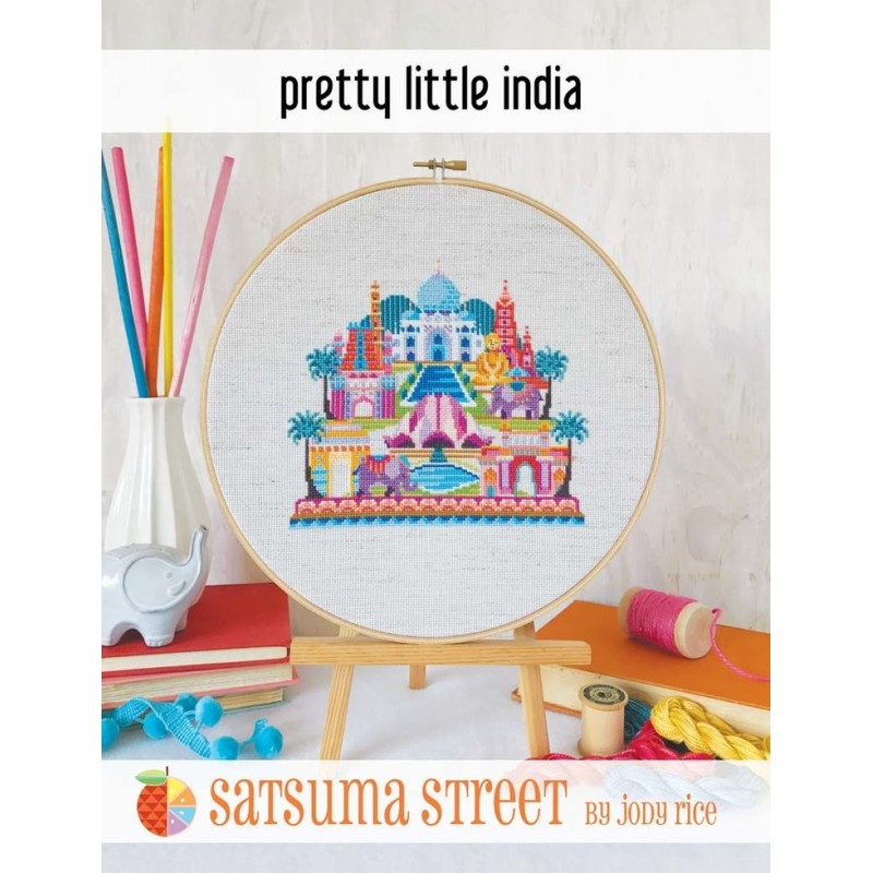 Pretty Little India - SATSUMA Street