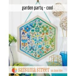 Garden Party Cool ( bleu/vert ) - SATSUMA Street