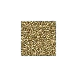 Petite Glass Beads 40557 - Gold